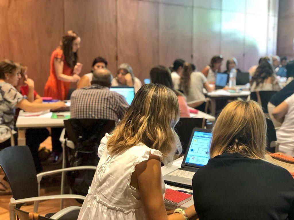 Projecte EduLab - Formació Docents 2018