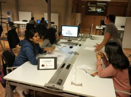 Tallers De Robòtica I Programació Amb L'alumnat De L'Escola Suris