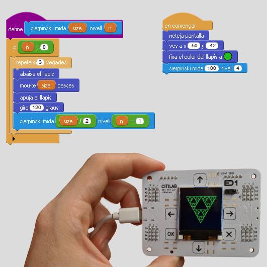 Robòtica i electrònica creativa amb MicroBlocks (nova formació del 2021)