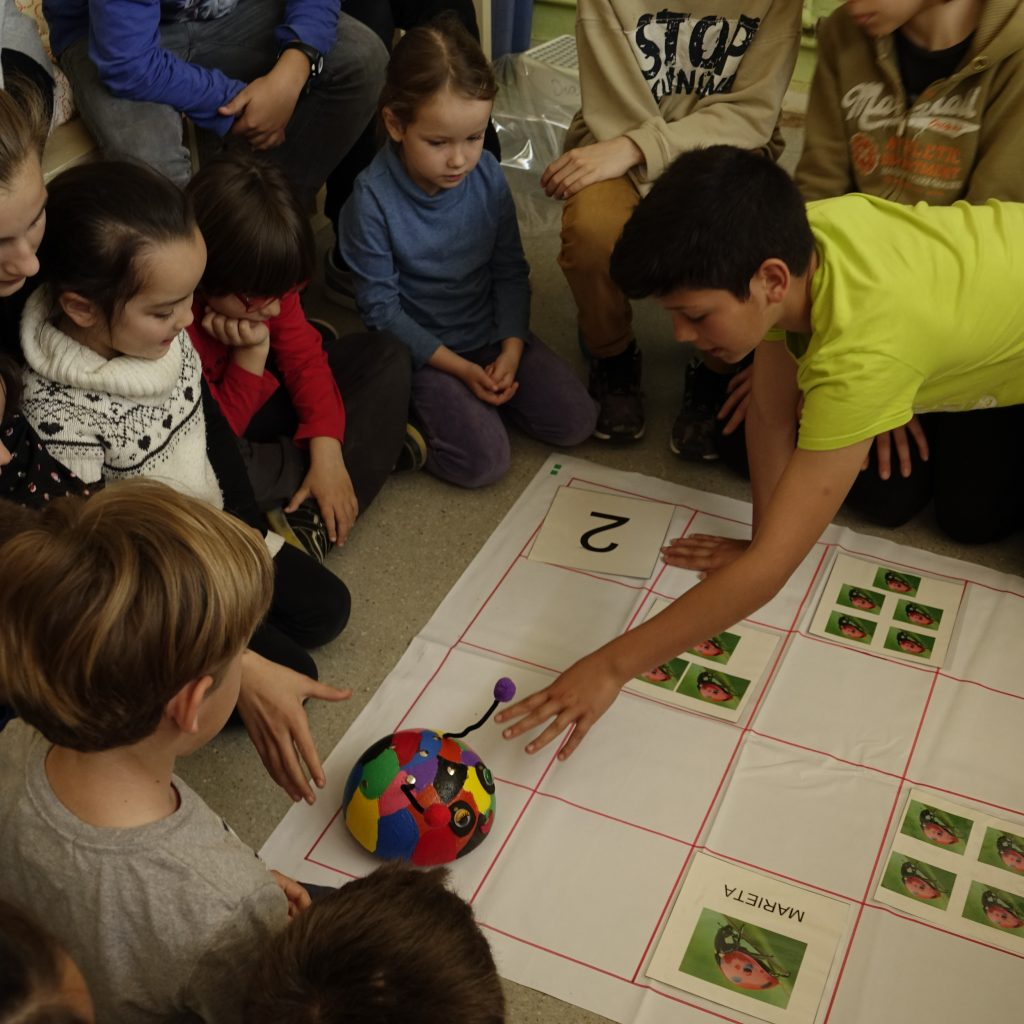 Projecte EduLab - Escola Dolors Almeda
