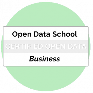 Certificat Business Professional Open Data Bàsic