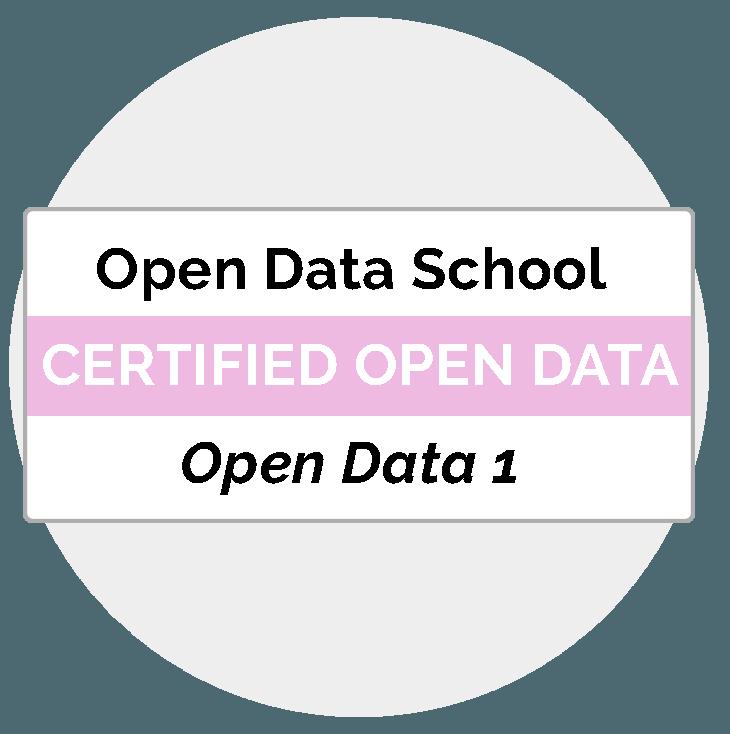 Introducció a l'Open Data