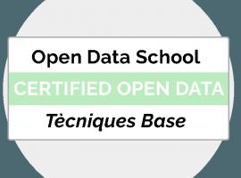 OpenDataLab – Curs 1.6. Bases Tècniques Legal Data & Dades Enllaçades