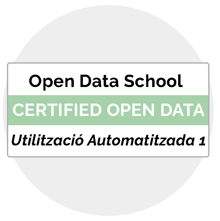 Utilització Automatitzada de Fonts de Dades Públiques
