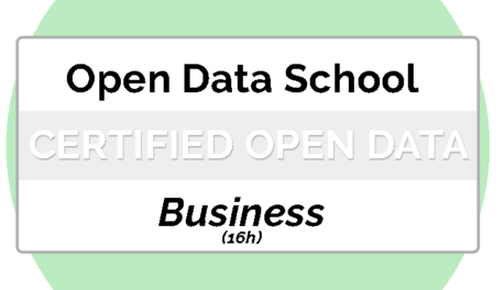 Certificat OpenData Business