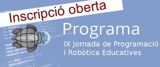 Inscripción Abierta A La IX Jornada Programa