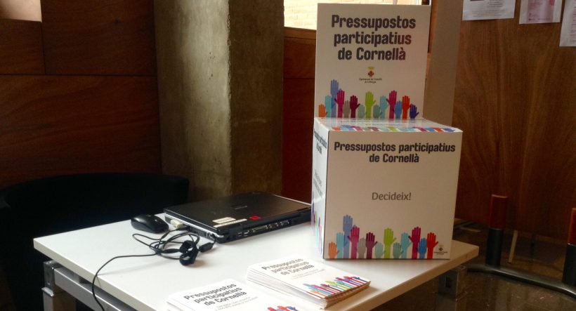 Citizens Of Cornellà Can Present Their Proposals For Participatory Budgets At Citilab