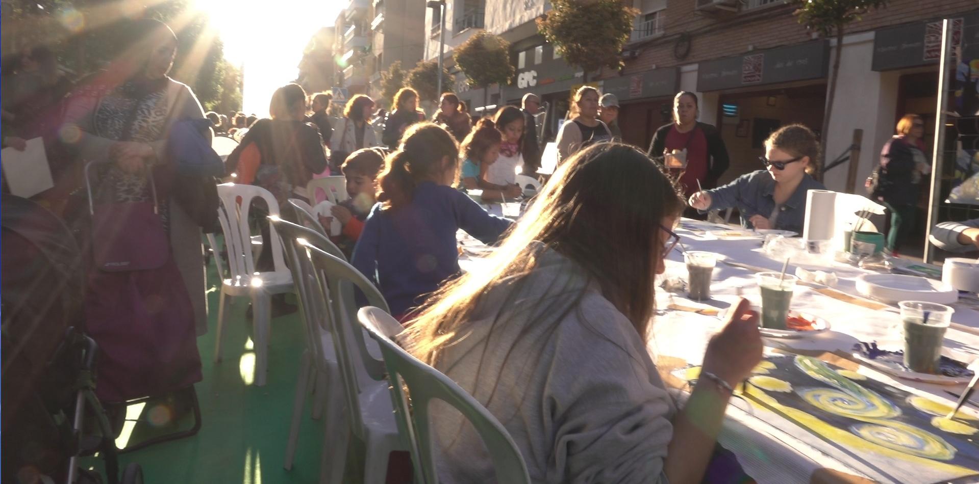 Cornellà Se Llena De Arte Durante El Día De La Creatividad