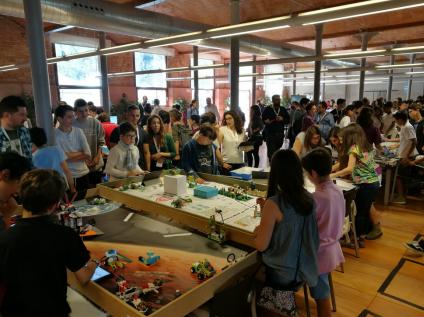 Robòtica, Programació I Molta Vocació En La IX Edició De La Jornada Programa