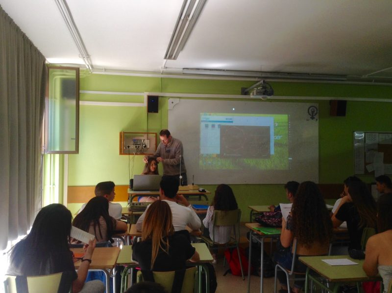 Hablamos De Las Smart Cities En Las Aulas Del Instituto Joan Miró