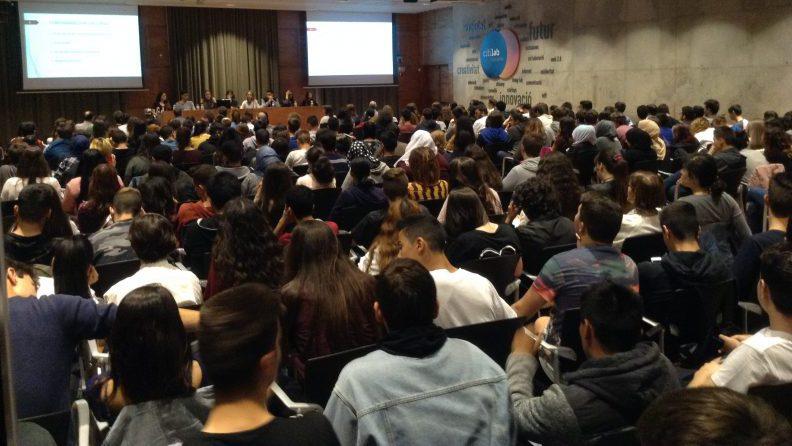 Presentació Treballs Recerca 2016-2017