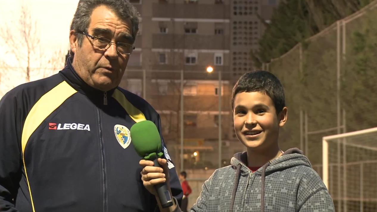 Entrevista A Fontsanta-Fatjó TV