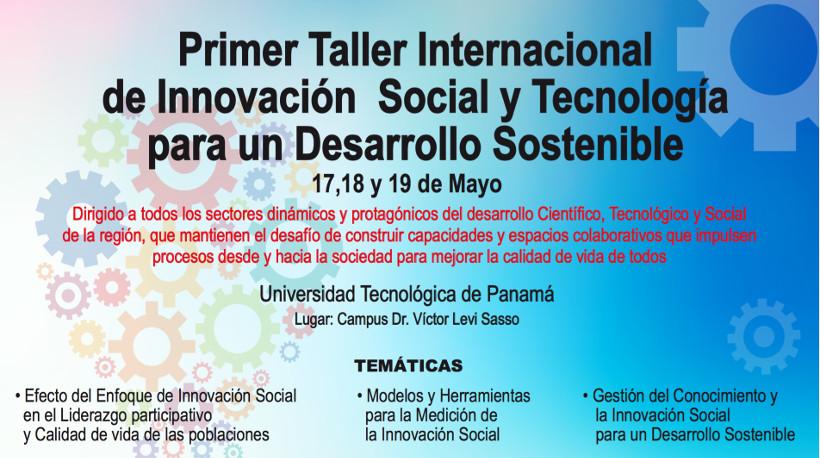 Primer Taller De Innovación Social Panamà