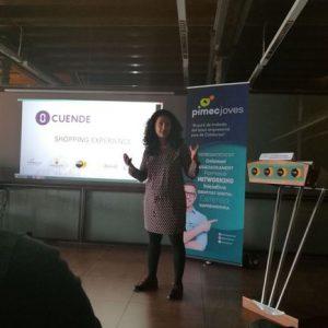 Eva Cuende Presenta CuendeXperience