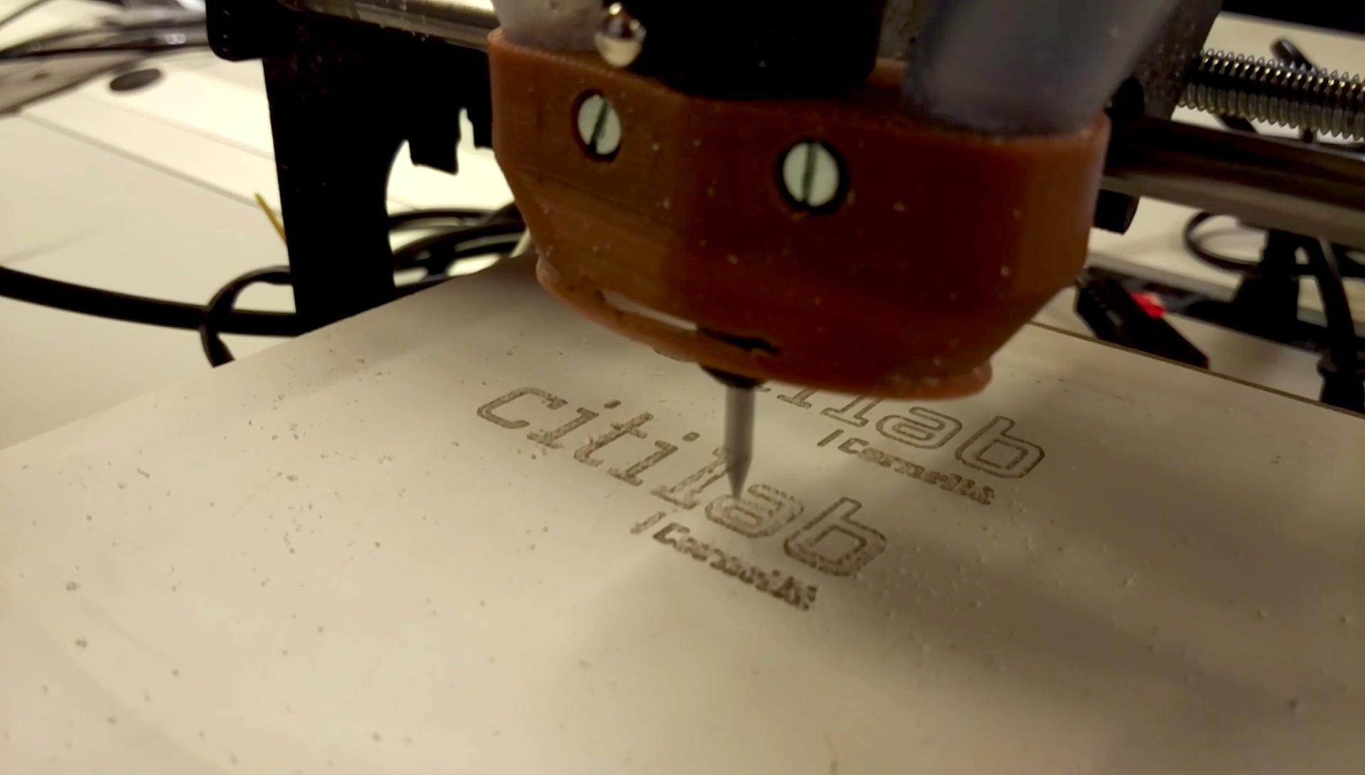 Talladora CNC