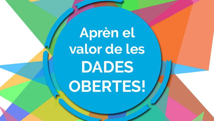 Reserveu La Data: Al Juliol, Setmana Especial Open Data Lab