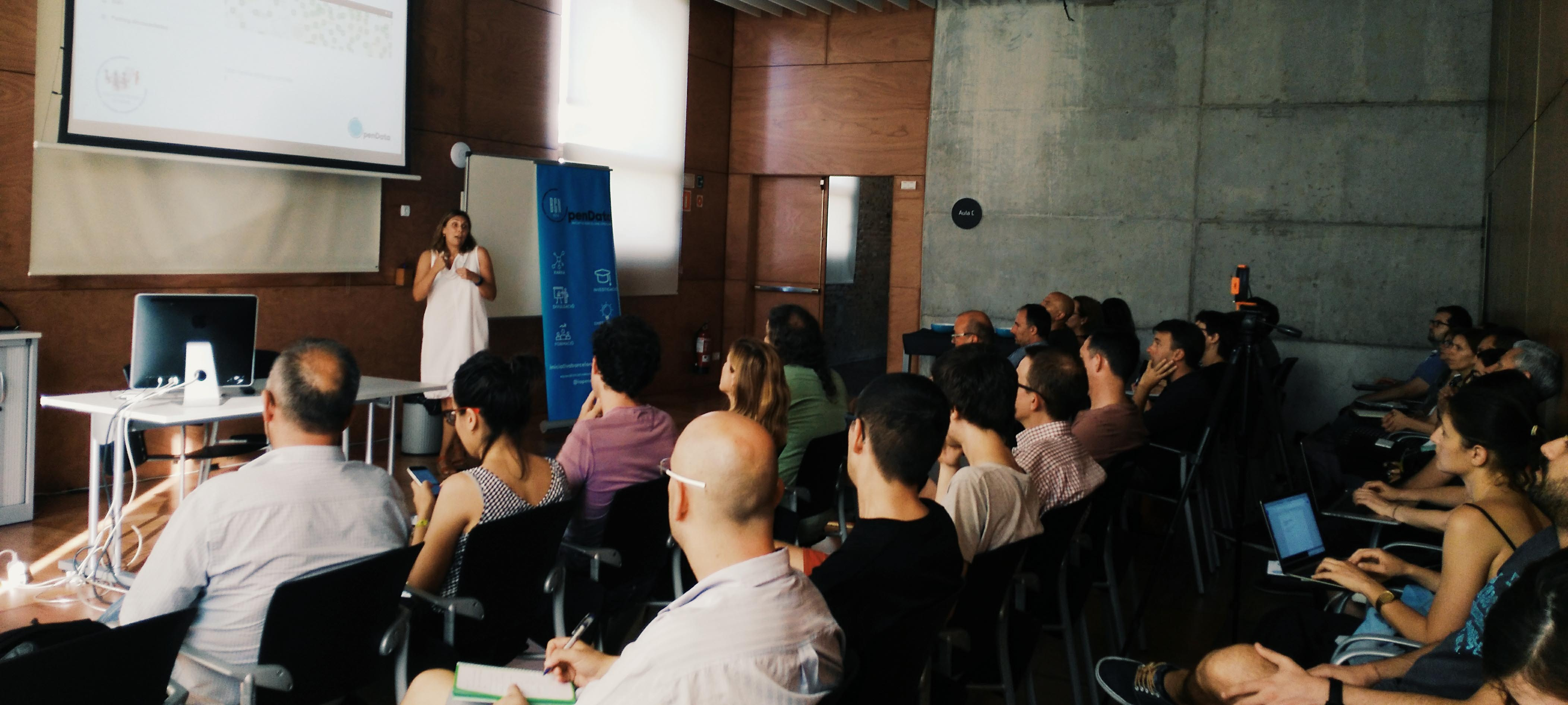 Open Data Lab Summer Week: Creativity And Innovation Are The Keys Of Open Data Value