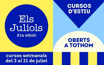 Citilab Participa Al Curs D'estiu D'Els Juliols De La UB: 'Crea Les Teves Aplicacions Mòbils'