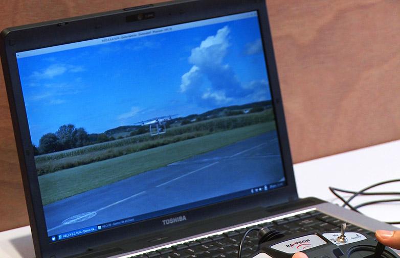 Software Simulador piloto avanzado de drones