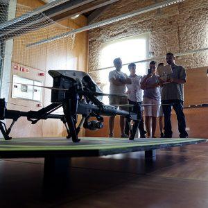 Taller D'iniciació Al Món Dels Drons