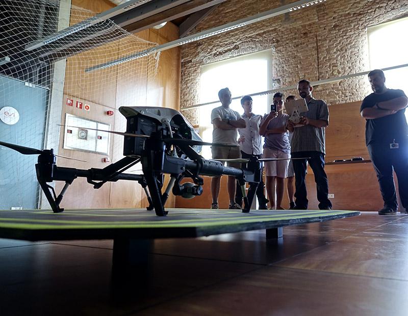 Taller drones