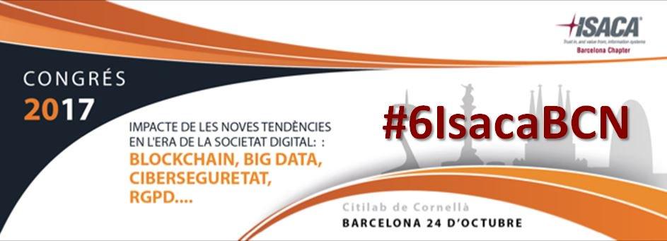 VI Congrés ISACA Barcelona