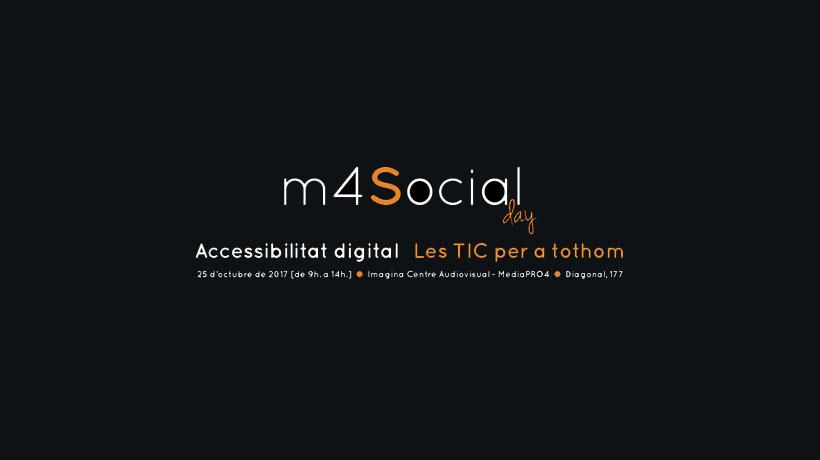 Citilab Col·labora En El M4Social Day: Les TIC Per A Tothom