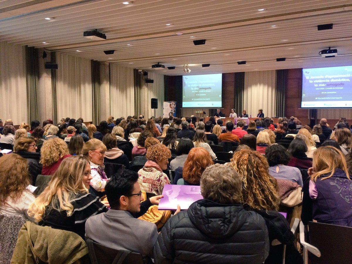 280 Persones Assisteixen A La III Jornada D'Aproximació A La Violència Domèstica Al Citilab