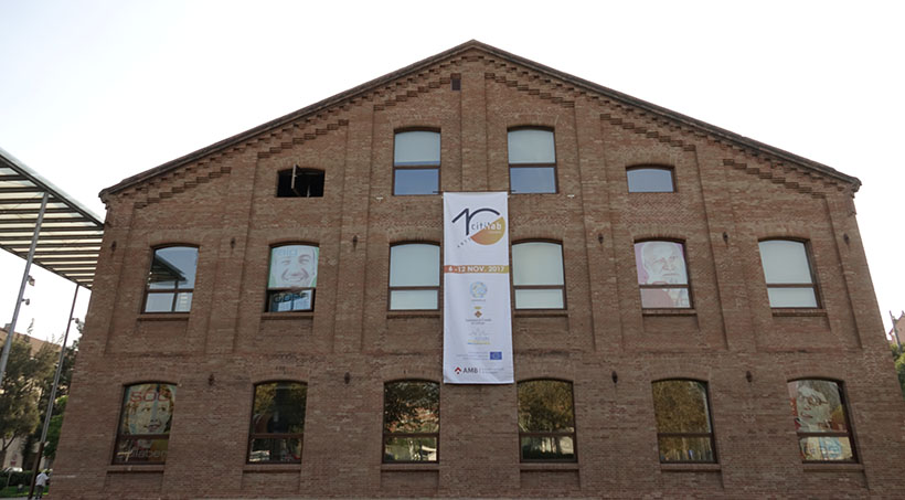 L'edifici Del Citilab Es Converteix En Un Joc Amb Les Aplicacions Mòbils 'Posa Llums Al Citilab!'