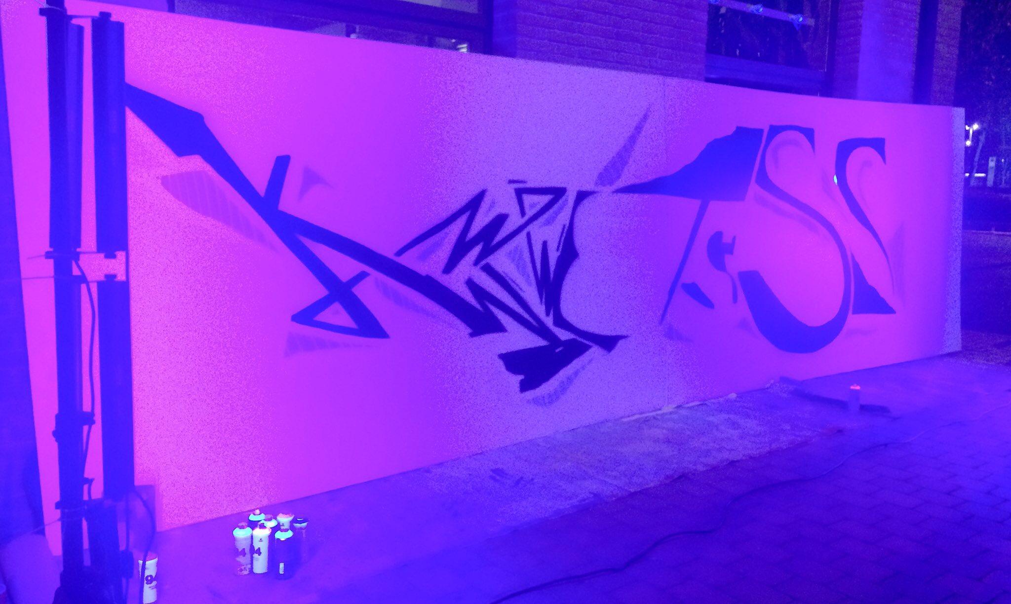 Mural - 10è Aniversari Citilab