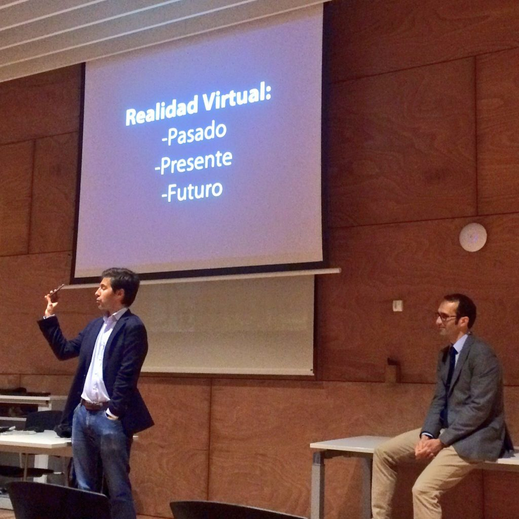 Conferència Hèctor Zapara Realitat Virtual - 10è Aniversari Citilab