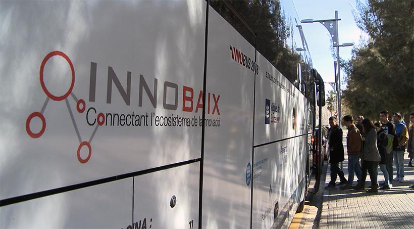 Innobaix Et Convida A Pujar Al Bus Metropolità De La Innovació: L'Innobus!