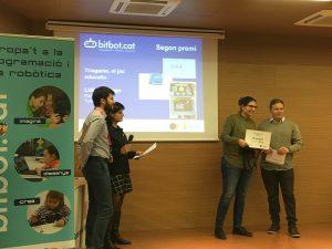 Entrega premis Bitbot.cat - Javier González
