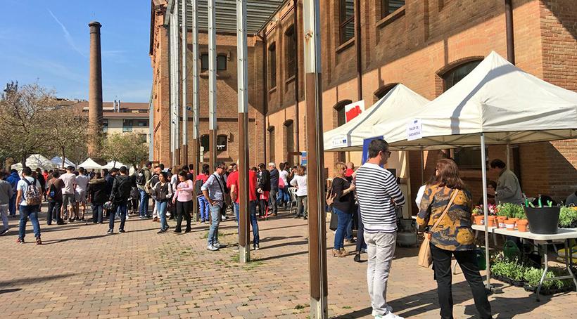 Més De 400 Estudiants De Cornellà Assisteixen A La III Fira Apropa Al Citilab