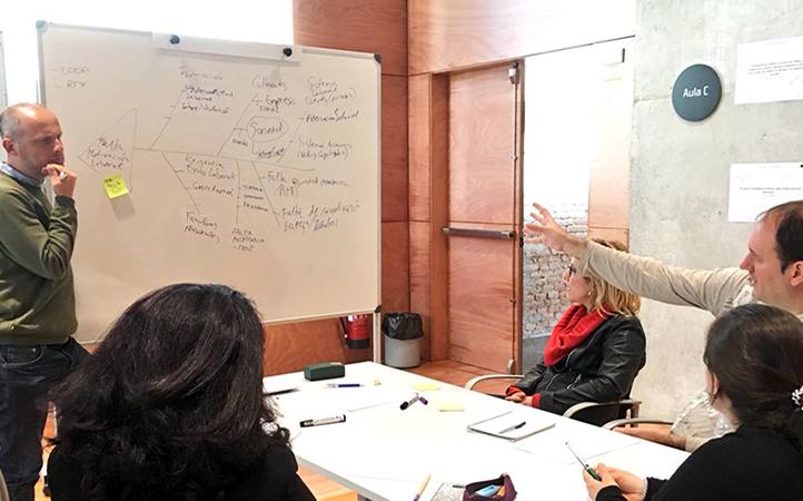 Participació, Originalitat, Motivació I Intercanvi D'idees: Els Protagonistes Del Primer Taller De Creativitat Del Citilab