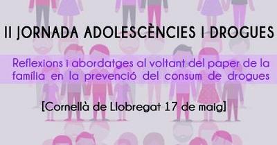 Jornada adolescencia drogues