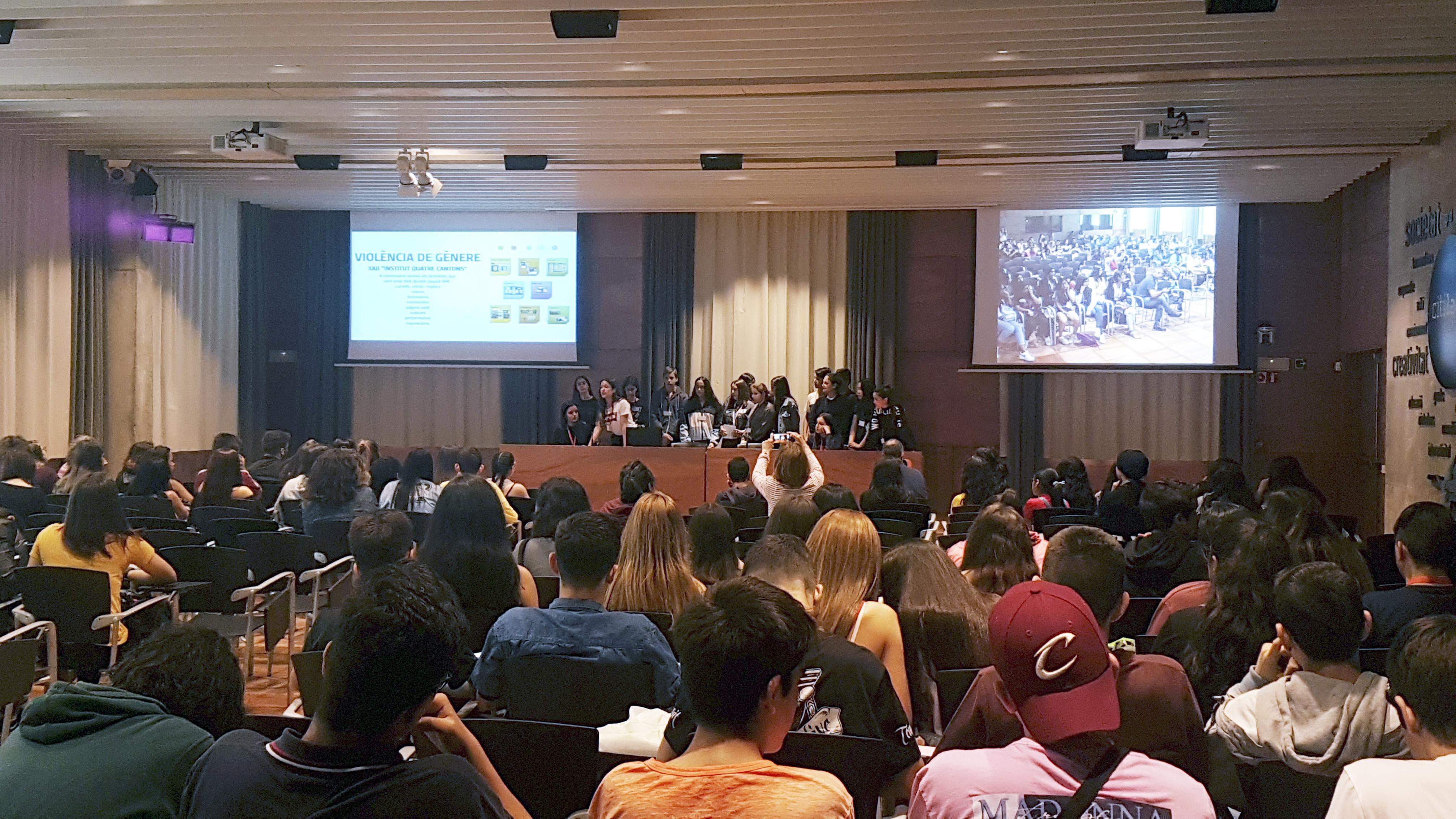 Més De 130 Joves Participen En La 6a Trobada XAJI Sobre Igualtat De Gènere Al Citilab