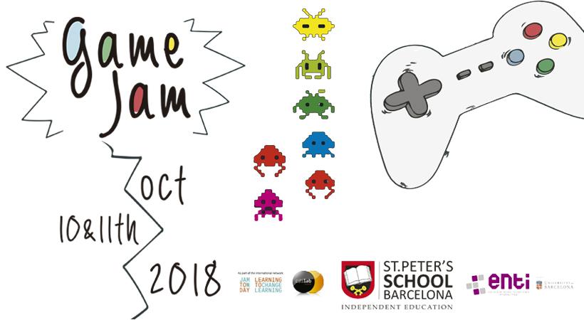 Citilab Co-organitza La Game Jam 2018: 48 Hores Per Crear Un Videojoc Sobre Esport I Salut