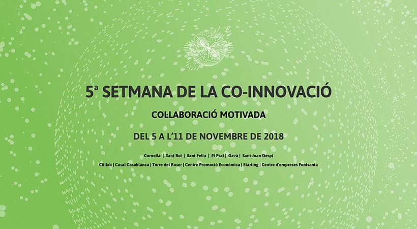 5a Setmana Co-innovació 2018