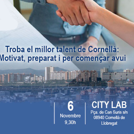 Cartell Cornellà getting talent 2018