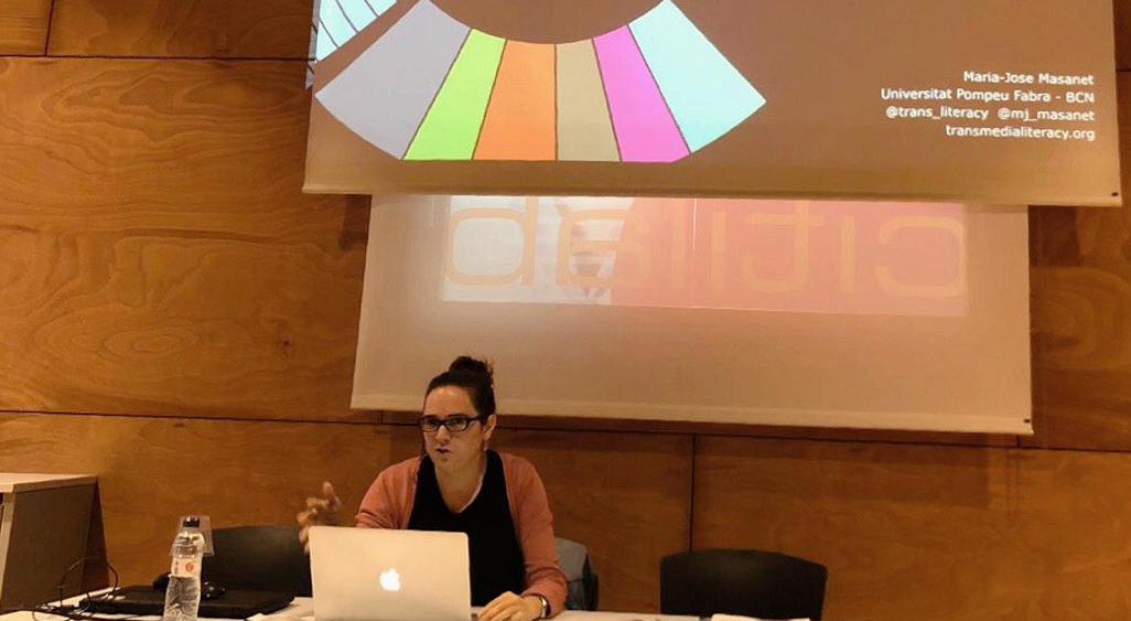 Transmedia Literacy - 5a Setmana de la Co-innovació 2018