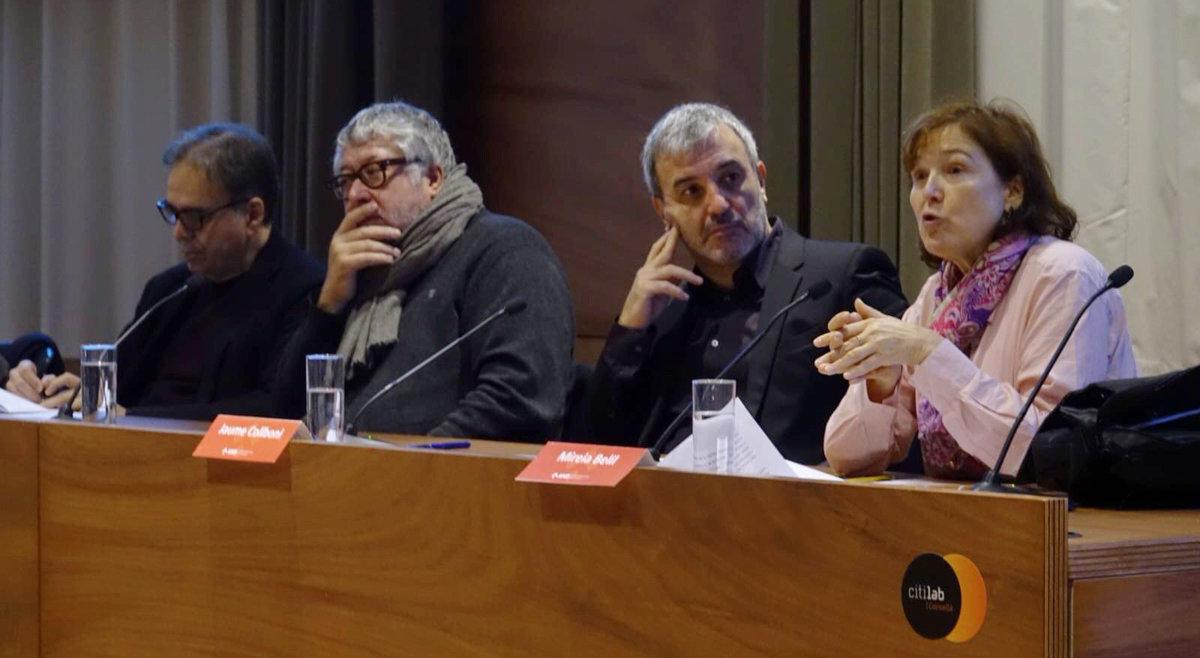 La Cultura A L'Àrea Metropolitana De Barcelona: El Centre Del Debat Al Citilab
