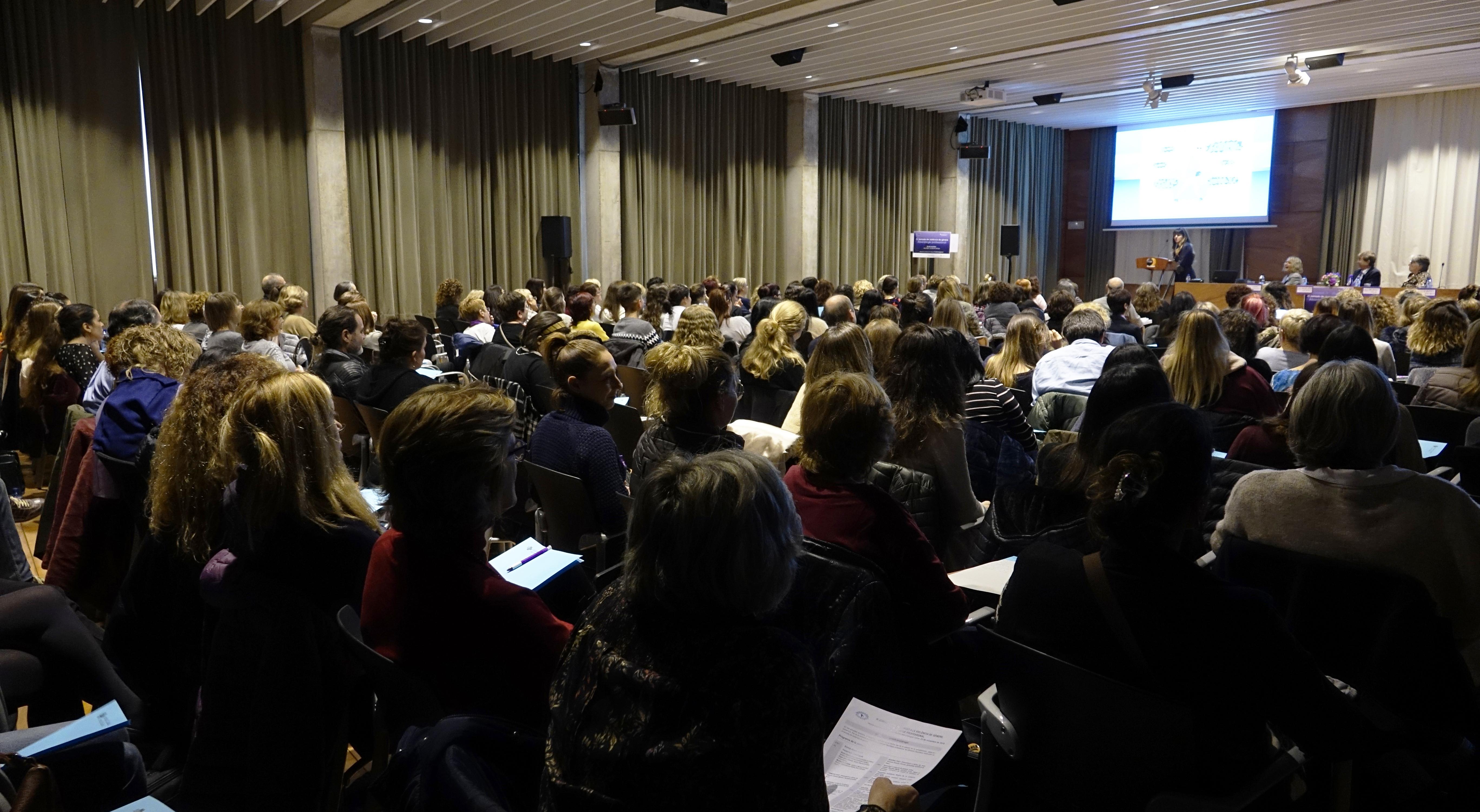 300 Persones Assisteixen A La IV Jornada D'Aproximació A La Violència De Gènere Al Citilab