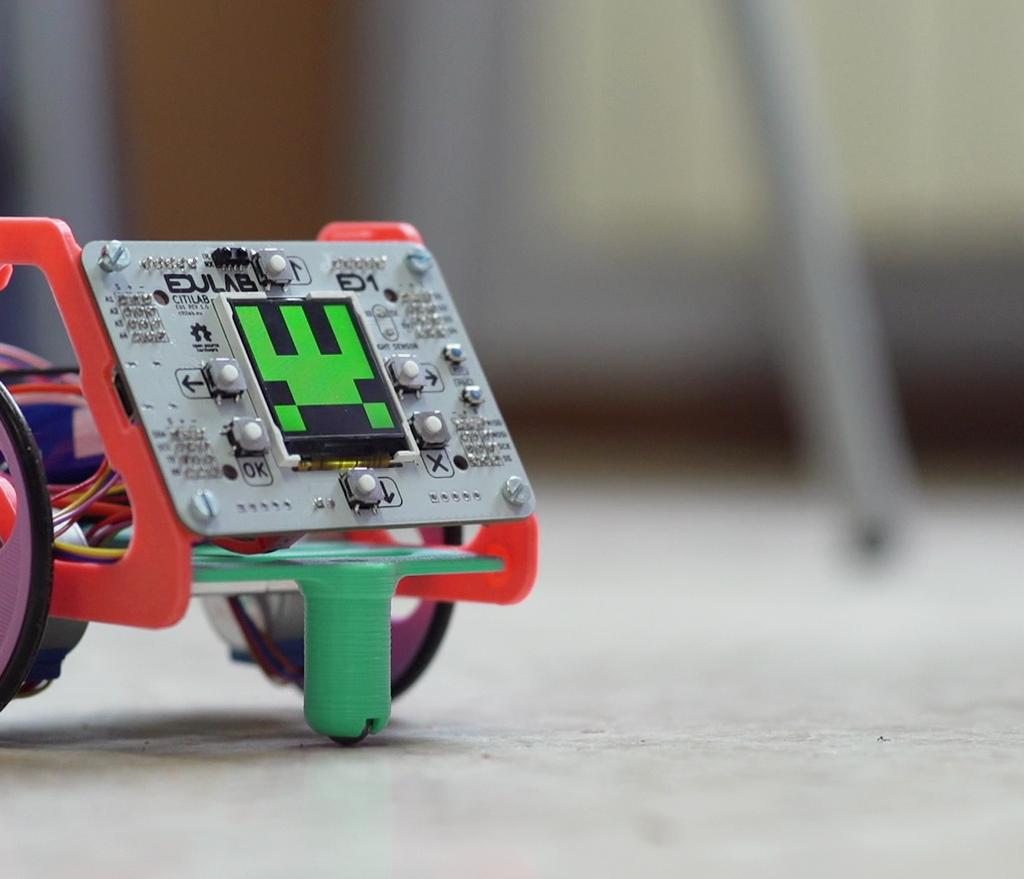 Nou Robot EduLab Fantàstic 2018