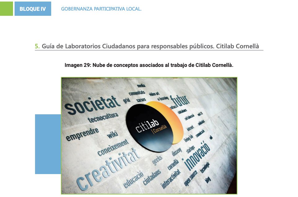 Guia Laboratoris Ciutadans a Gobernanza Participativa Local 2018