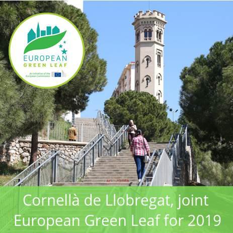 Cornellà Green Leaf 2019