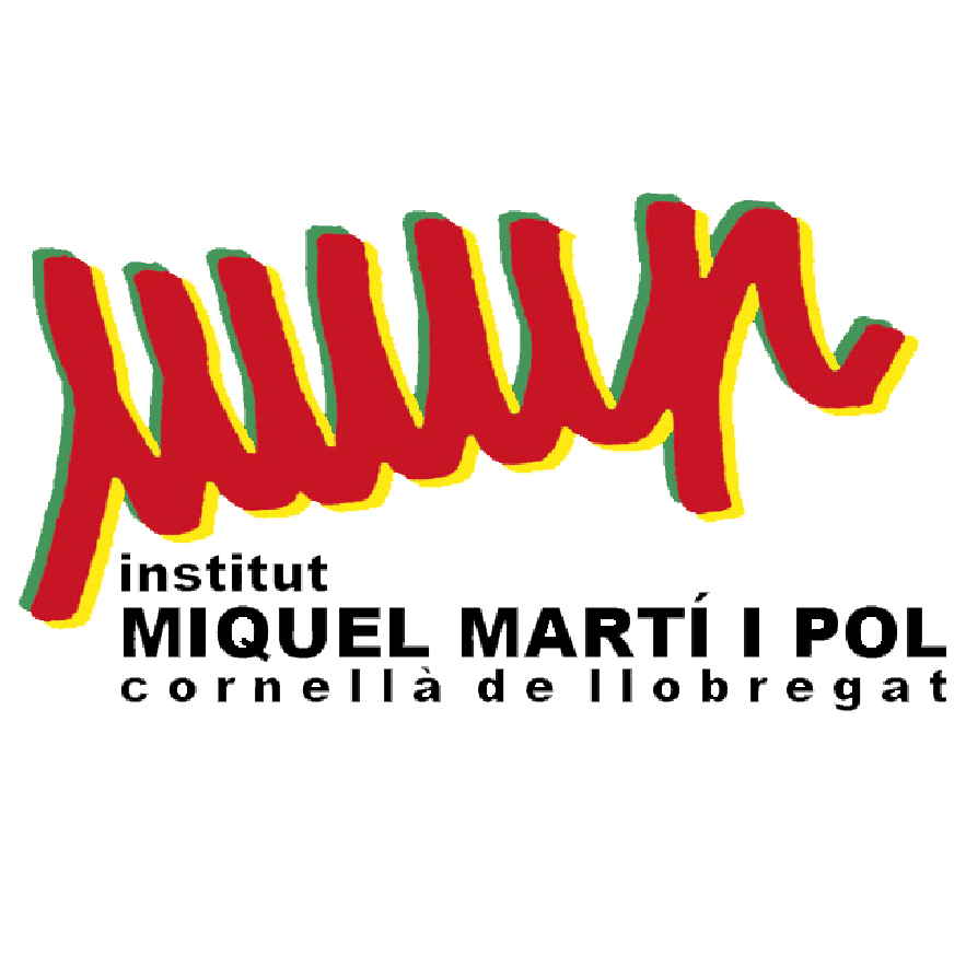 Logo Institut Miquel Martí i Pol