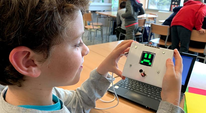 EduLab 2019 - Projecte Nivell Sonor Amb L'Escola Martinet