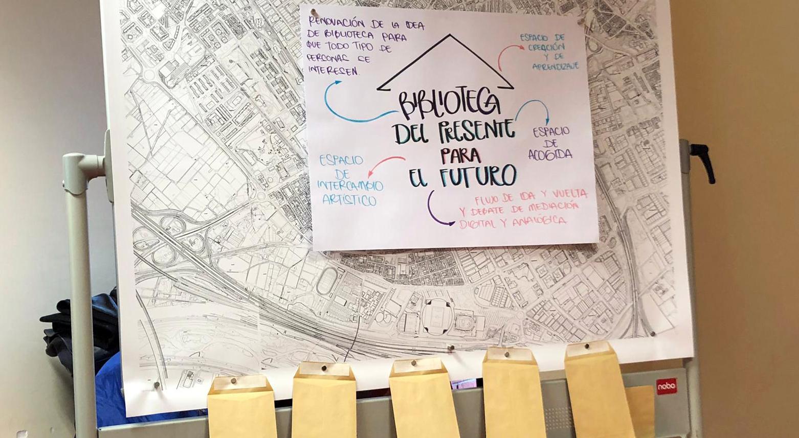 Citilab Organitza Una Setmana Dedicada Al Co-disseny D'un Espai Creatiu A Les Biblioteques De Cornellà