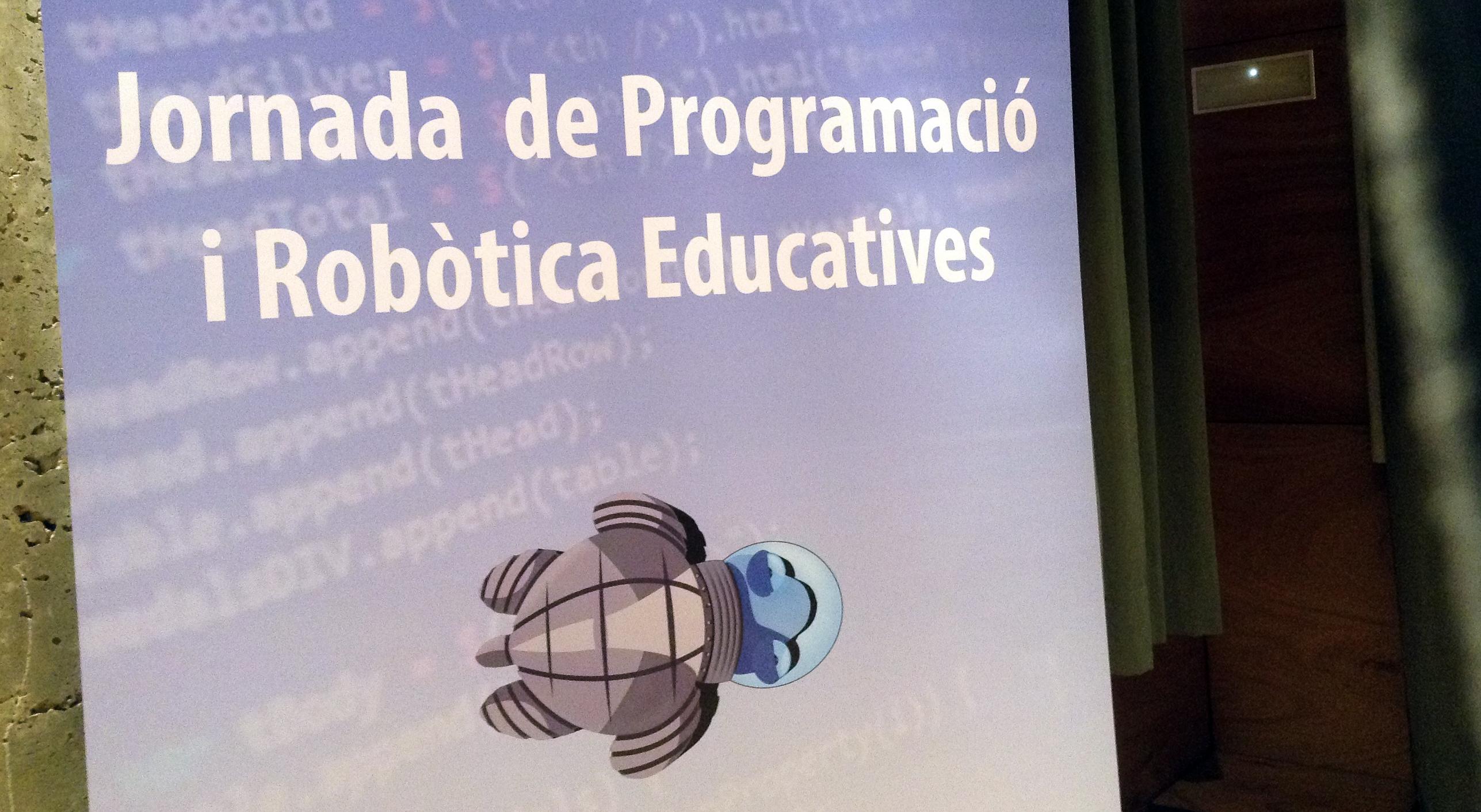 Inscripcions Obertes Per Assistir A La XI Jornada De Programació I Robòtica Educatives Del 25 De Maig!